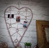 Rose Gold Heart